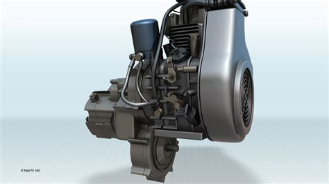 Bajaj Re Engine Pictures to Pin on Pinterest - ThePinsta