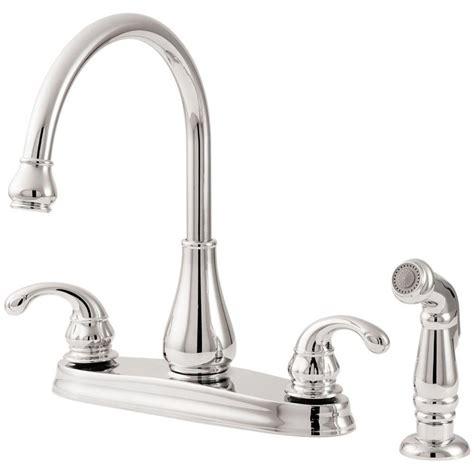 standard kitchen faucet leaking pfister avalon 2 handle standard kitchen faucet in