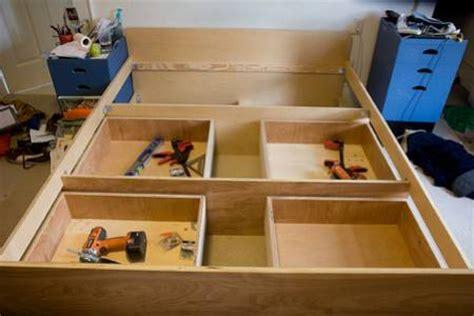 wood plans bed frame   build  amazing diy