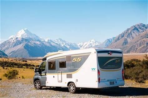The Wilderness luxury Escape 2 motorhome exploring the