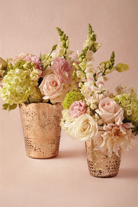 wedding decoration flower vase late afternoon vases in gold from bhldn bridal shower bachelorette engagement ideas