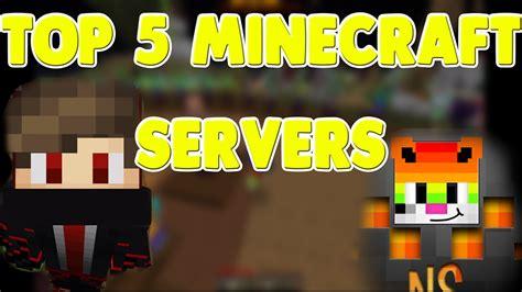 top  minecraft minigames servers   hd