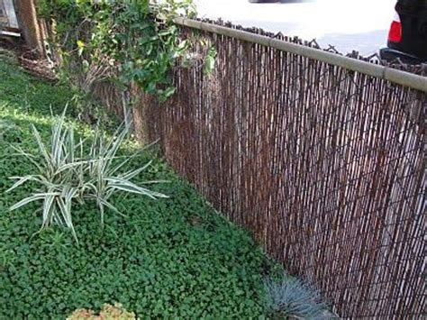 chain link fence cover up shabby chic fence
