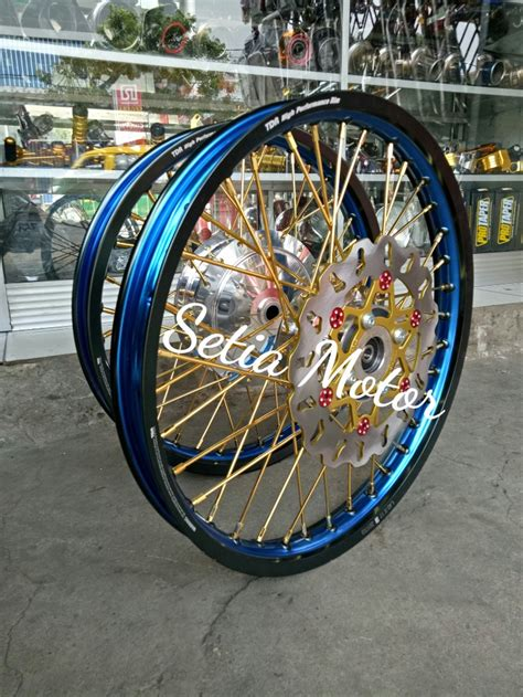 Velg Tdr Ring 17 by Jual Velg Tdr Sepaket Motor Matic Ring 17 Mio Beat