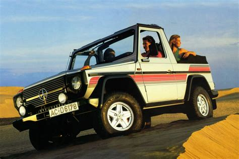 Mercedes G Class Cabriolet by Mercedes G Class Cabriolet 1982 Pictures Mercedes