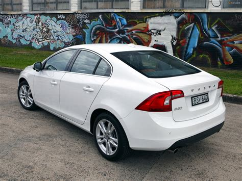 Volvo S60 Wallpaper by Volvo S60 D5 Awd Au Spec 2010 Wallpapers 2048x1536