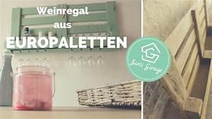 Weinregal Selber Bauen : weinregal aus paletten palettenm bel diy upcycling ~ A.2002-acura-tl-radio.info Haus und Dekorationen