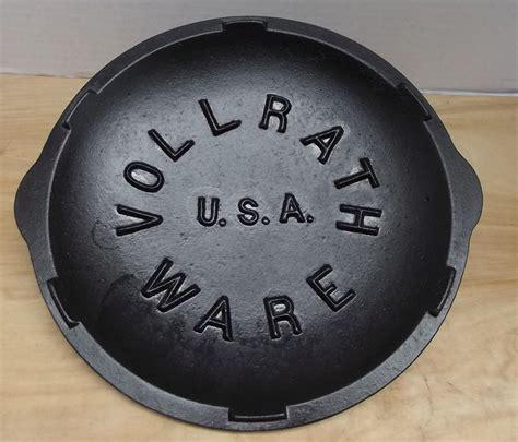 iron cast usa pan skillet chicken fryer vollrath fry lid visit cookware