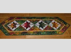 MAPLE LEAF TABLE RUNNER Portsmouth Fabric Co