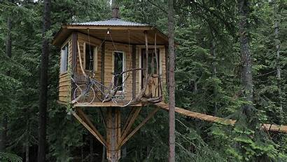 Cabin Cabins Soon Honey Gifs Tiny Remote