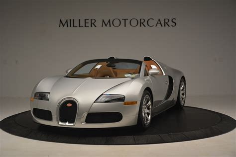 The heritage of the bugatti brand is celebrated through top quality materials and great attention to detail. Pre-Owned 2010 Bugatti Veyron 16.4 Grand Sport For Sale ()   Miller Motorcars Stock #7661C