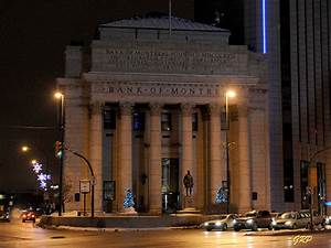 Historic Sites Of Manitoba  Bank Of Montreal Building  335