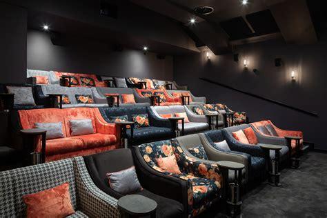 ilkley cinema british institute  interior design