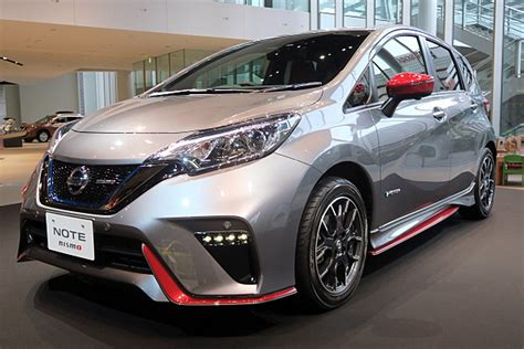 nissan note  power nismo