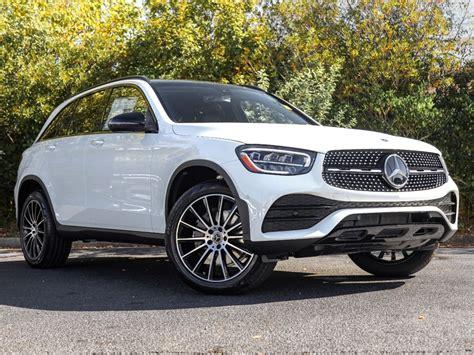 It's offered in four trim levels. New 2021 Mercedes-Benz GLC GLC 300 AWD 4MATIC®