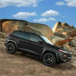 2014 Jeep Cherokee Trailhawk Black