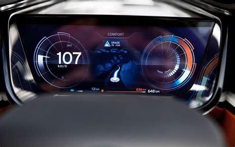 Future Car, Futuristic Dashboard, Bmw I8 Concept Spyder