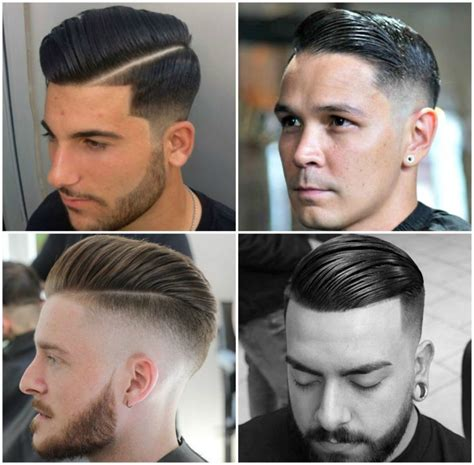 types  fade haircut  fade medium fade taper