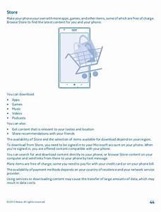 Nokia Lumia 1520 Manual Network Selection