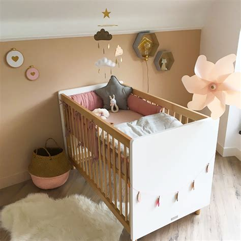 chambre bébé beige chambre bébé fille mon bébé chéri