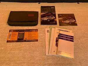 2003 Jeep Grand Cherokee Owners Manual Book Set   Case All