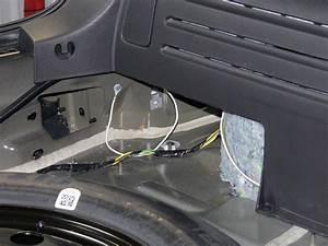2013 Ford Edge Tow Bar Wiring