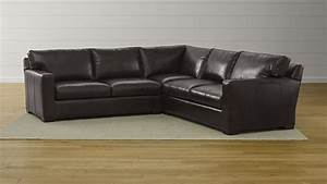 axis ii leather 3 piece sectional sofa libby espresso With 9 piece leather sectional sofa