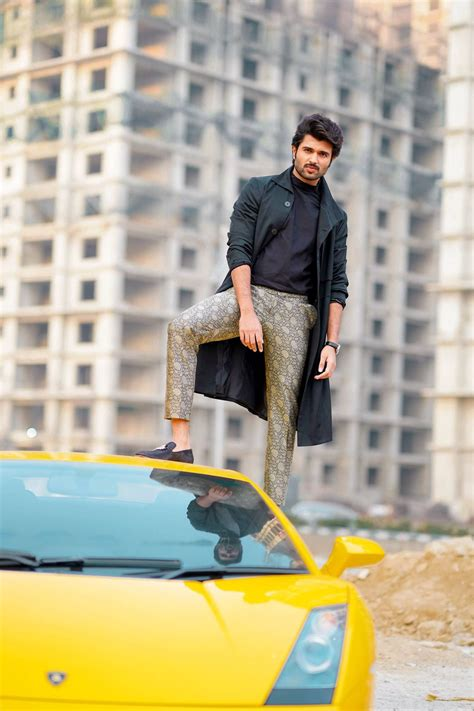 The actor is also the proprietor of the rowdy cult, or rather the name he has given to the. Pin by Supriya on Vijay devarakonda | Fashion, Indian men ...