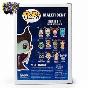 Funko Disney Pop!: Series 1 Vinyl Figure #9 – Maleficent