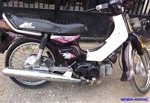 Suzuki Rc 100  Pelopor Tren Motor Bebek Berkapasitas 100cc