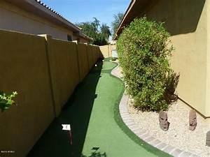 Backyard, Ideas, Clever, Use, Of, Space, Putting, Green, Along, Long, Narrow, Side, Yard, Smart