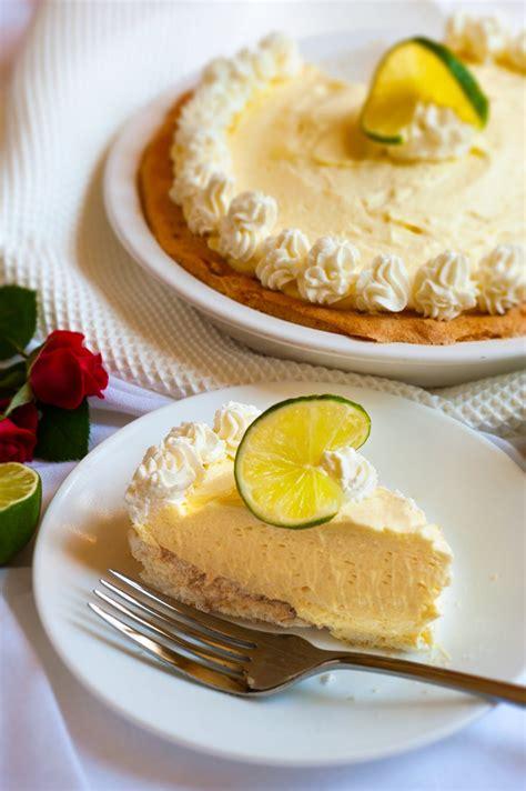 carb key lime pie  meringue crust recipe