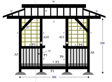 Japanese Tea House Plans Designs Simple Japanese Tea House