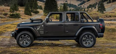 2020 The Jeep Wrangler 2020 jeep wrangler diesel release engine rubicon diesel