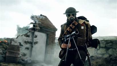 Battlefield Soldier 4k Wallpapers Gas Mask Games