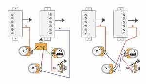 Les Paul Guitar Wiring Diagram