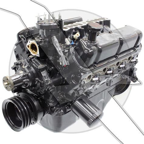 volvo penta motor new volvo penta 5 0l 302 block base engine efi boat motor omc ford marine ebay
