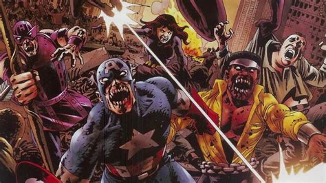 marvel zombies dead days longbox   damned youtube