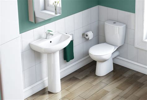 Kingsley Bathroom Plumbing Heating Centre Ltd by Lecico Bathroom Suites