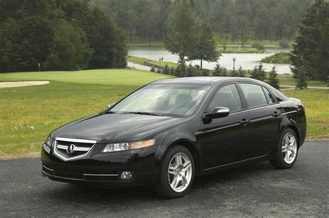 2007 acura tl top speed