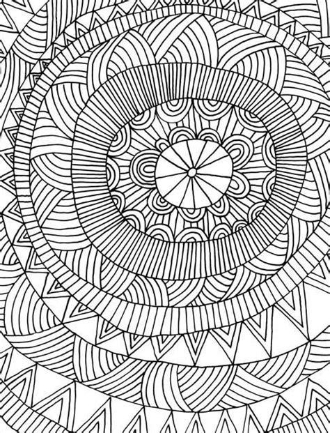 add color geometric patterns  original