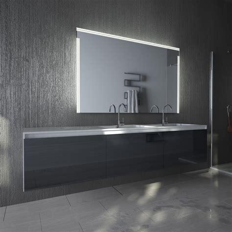 beleuchteter spiegel bad beleuchteter badezimmerspiegel linea 989702469