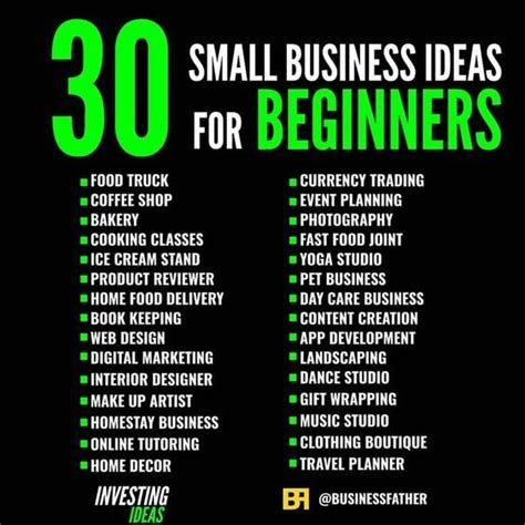 Ultimate Guide For Small Business Ideas Best Business To ...
