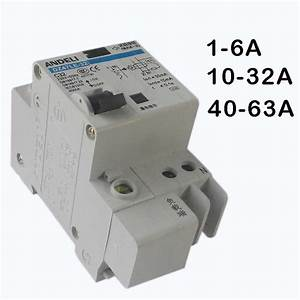 1a 63a 1p Vacuum Circuit Breaker With Leakage Protection