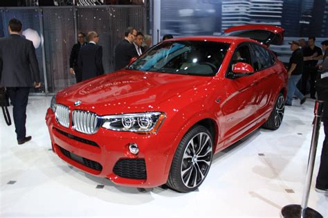 Bmw Neuheiten Ny Auto Show 2015 by 2015 Bmw X4 New York Auto Show