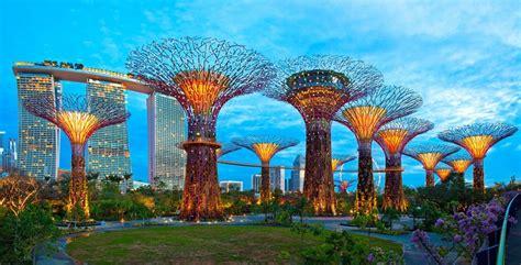 Kitchen Interior Decorating Ideas - biomimicry design lotus building super trees of singapore home interior design kitchen