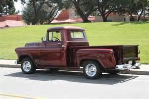 1956 Chevrolet Pickup Trucks For Sale Autos Weblog