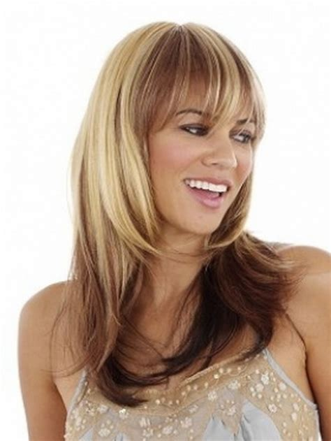 two color hair styles hairstyles 2 tone colors
