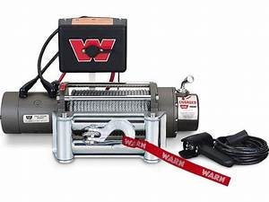Warn M8000  8000 Lb  Winch  Winches  Shrockworks