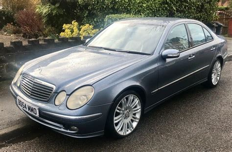What's more, mercedes has improved the previous oil burning e's brake feel and added a quicker steering ratio. Mercedes Benz E320 E-Class 84K Avantgarde CDI Diesel MOT 21/01/2020 Sat/Nav Factory AMG Alloys ...